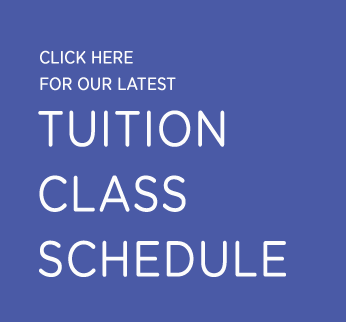 Tuition Schedule button